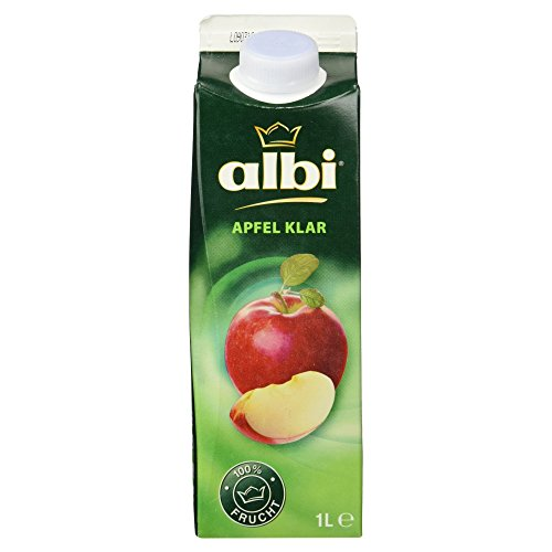 Albi Gold Apfelsaft 100%, 1 l Packung (Apfelsaft 1 Liter)