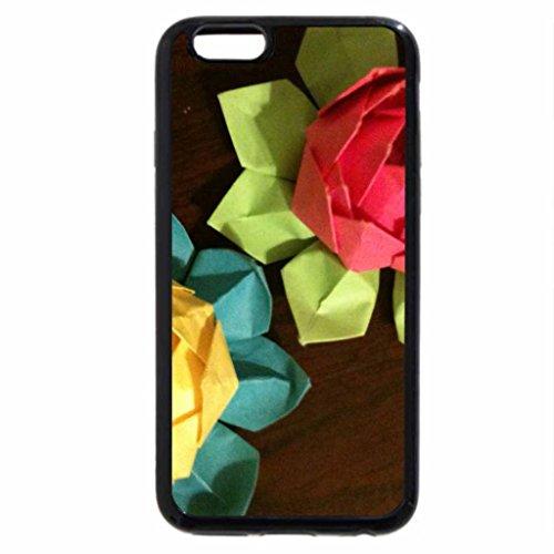 iPhone 6S Plus Case, iPhone 6 Plus Case, Origami Lotus Flower