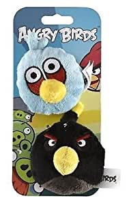 Angry Birds Körnerkissen 2er Packung (Sortimentsartikel) [UK Import]
