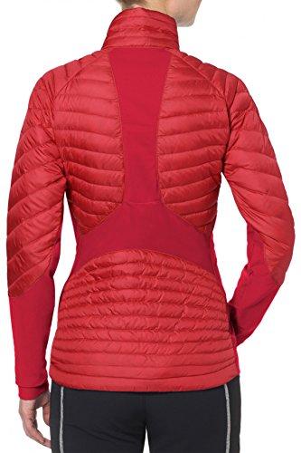VAUDE tacul pD veste pour femme Rouge - Rouge