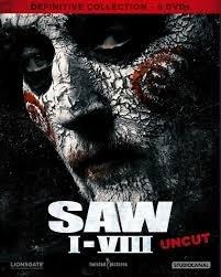 Saw Massacre I - VIII inkl. Jigsaw (Uncut!) Big Box - DVD