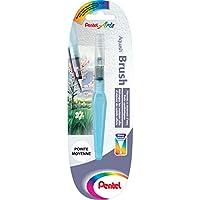 Pentel FRH-M Aquash Brush Pinceau à réserve d'eau 10 ml poils synthétiques pointe moyenne
