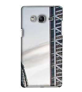 EagleHawk Designer 3D Printed Back Cover for Samsung Galaxy Z3 Tizen - D819 :: Perfect Fit Designer Hard Case
