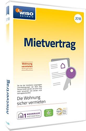 """Buhl Data WISO Mietvertrag-2018 \""""Die Wohnung sicher vermieten\"""""""