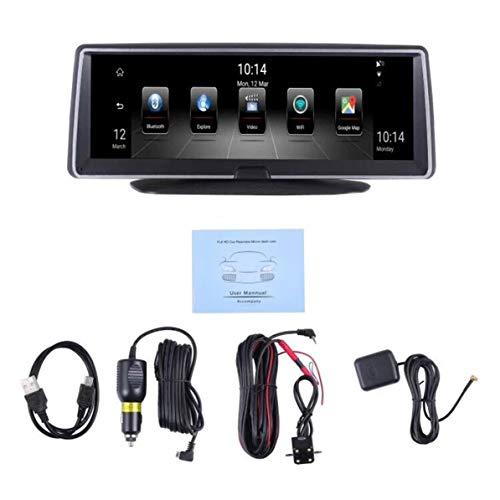 Navigation de Voiture, Navigation GPS de 7,84 Pouces pour autoradio de Quadruple Noyau avec écran Tactile stéréo Bluetooth WiFi écran Tactile pour Android 5.0