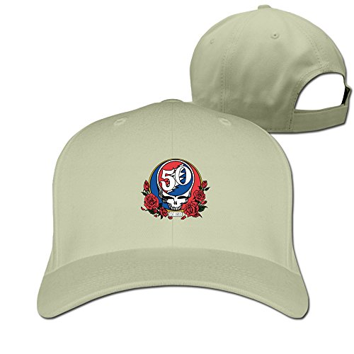 14efd734570 MINUCM Grateful Dead Steal Your Face 50th Anniversary Jerry Garcia Trucker  Hats