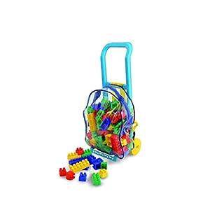 Adriatic 853,4cm Trolley mit Kleinen Bricks Spielzeug