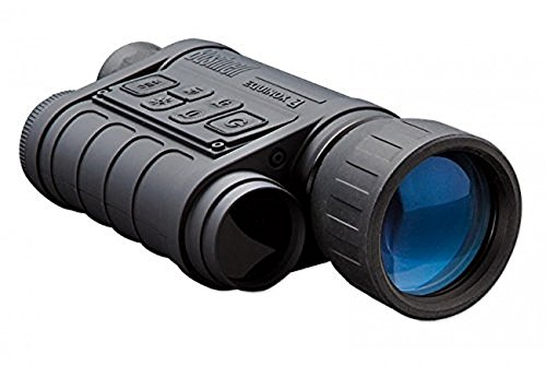 Bushnell Equinox Z - Monocular Digital de visión Nocturna, Unisex, Negro, 3 x 30 mm