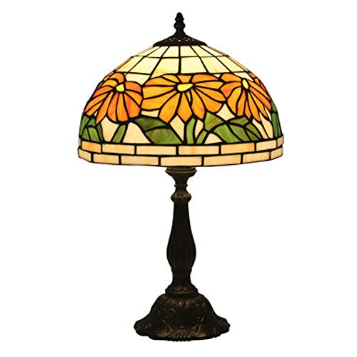 1IANDING taideng Tischlampe Europäische Tischlampe Brasilien Argentinien Chile ländliche kreative Retro Lampe Auge Lampe Zinklegierung Lampenkörperhöhe 49cm