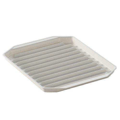 Nordic Ware Mikrowellen-Specktablett & Lebensmittelabtauer, Bacon, 10-Inch by 8-Inch Nordic Ware Pizza Pan