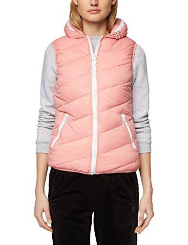 Bench Damen Outdoor Weste Core Puffer Vest, Rosa (Light Pink Pk162), Small (Herstellergrö