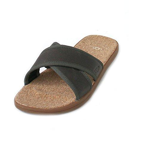 UGG Zapatillas de Estar por casa Fluff Flip II Natural EU 36 (US 5) 79zIa