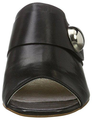 Celine Shoes schwarz Mules Femme Marc Schwarz agqq1B fc8788d06464