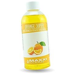 Orangen Reinigungsmittel