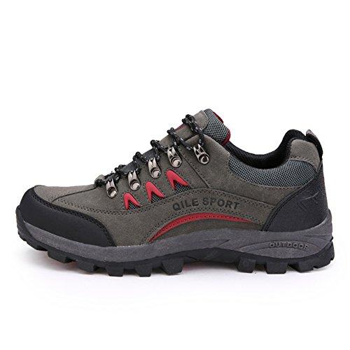 Outdoor chaussures amortisseur shoes à pied/chaussures de randonnée/Chaussures de randonnée rembourrage/Chaussures de sport B