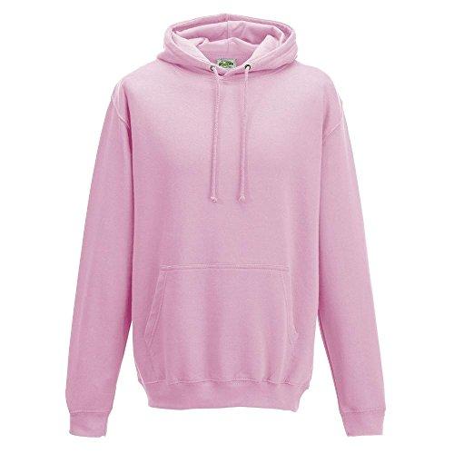 Just Hoods College - Felpa Pink