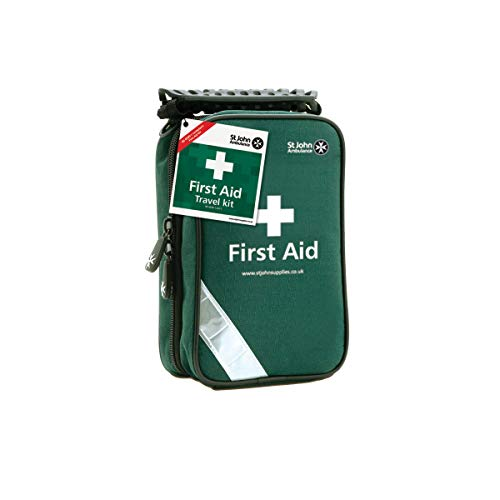 Zenith Kit (St John Ambulance Zenith Travel First Aid Compliant Kit)