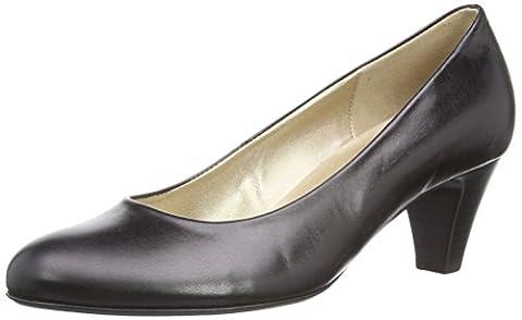 Gabor Shoes Gabor Basic, Damen Pumps, Schwarz (schwarz 37), 40.5 EU (7 Damen UK) (05 Berg)