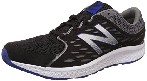 New Balance 420, Zapatillas para Hombre, Negro (Black/Grey), 44 EU (9.5 UK)