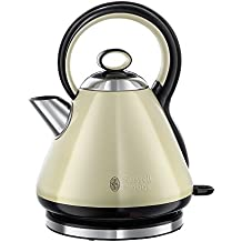 Russell Hobbs Legacy 3000 W Fast Boil Kettle 21882 - Cream