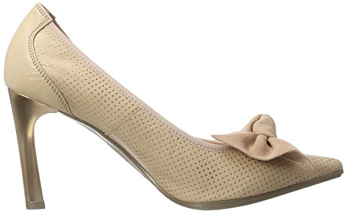 Hispanitas Damen Zoe Pumps Beige (POINT-V7 ECRU)