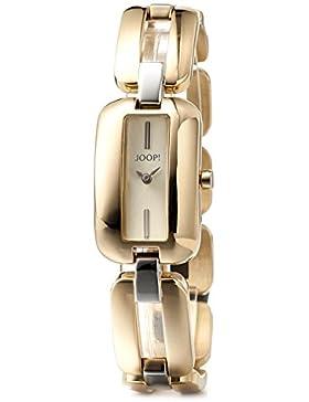 Joop Damen-Armbanduhr Analog Quarz Edelstahl beschichtet JP101492003