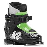 K2 Skis Kinder Xplorer 1 Skischuh, Mehrfarbig, 17,5