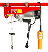 Voltz Mini Electric Hoist PA 250 kg used for small job works & domestic