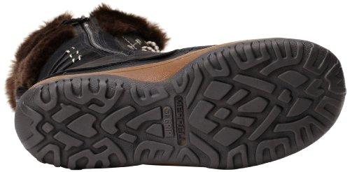 MerrellDecora Prelude Waterproof - Stivali da Neve donna Black