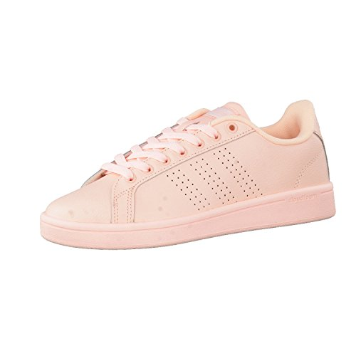 adidas advantage clean rosa