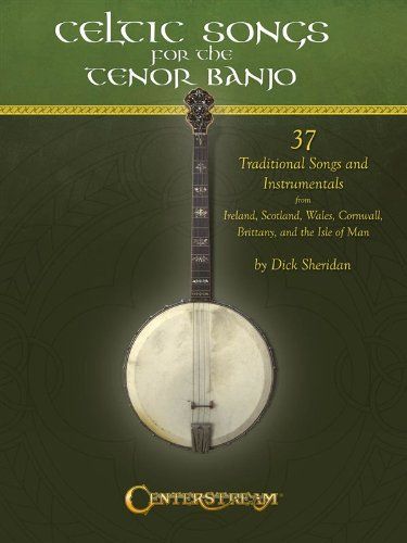 Celtic Songs For The Tenor Banjo: Noten, CD für Banjo