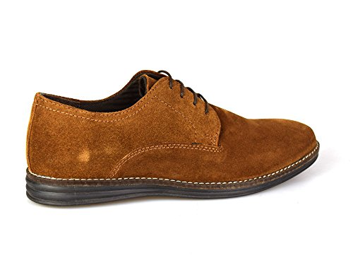Red Tape Medwin Tan Suede Men's Gibson Casual shoes