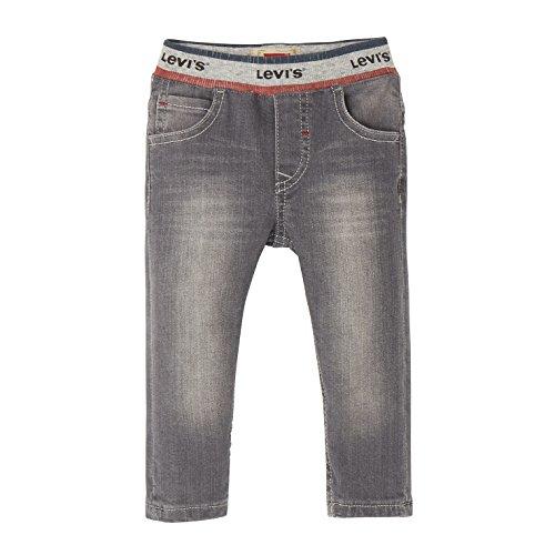 Levi's kids trousers nm22074 jeans, grigio (grey 25), 9-12 mesi (taglia produttore: 12m) bimbo