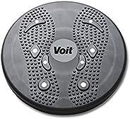 Voit 1V 9733 Twister(Küçük), Unisex, Siyah, L
