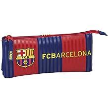FC Barcelona Estuches, 22 cm, Azul / Granate