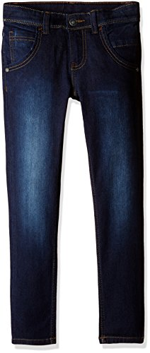United Colors of Benetton Baby Girls' Jeans (16A4AQN57AY0G9011Y_Blue_1Y)