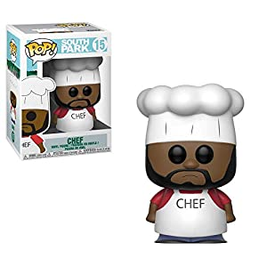 Pop! South Park - Figura de Vinilo Chef