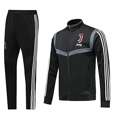 Football Wear Veste et Pantalon à Manches Longues Club Juventus Jersey Training Sports Apparel @ 1_L