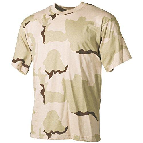 MFH T-Shirt – 3-Color-Desert – Größe wählbar