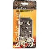 Blackspur 2½'3Palanca Sash Lock, Ideal para Primavera Palanca de Bloqueo/Puerta Muebles
