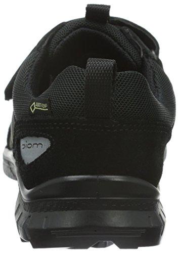 ECCO Biom Trail Kids, Scarpe Sportive Outdoor Unisex – Bambini Nero (51052black/black)