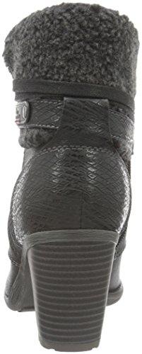 s.Oliver 26105, Bottes Classiques Femme Noir (Black Comb 98)