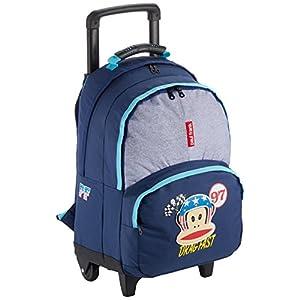 41L8tuqg08L. SS300  - Paul Frank Mochila Infantil, Azul (Azul) - PKU22080