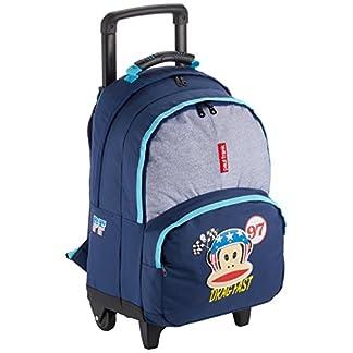 41L8tuqg08L. SS324  - Paul Frank Mochila Infantil, Azul (Azul) - PKU22080