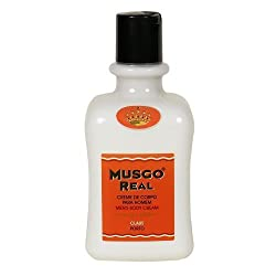 Musgo Real Mens Body Cream - Orange Amber
