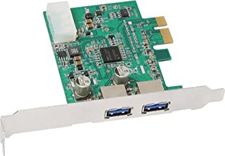 Sharkoon 2 x USB 3.0 Host Controller Card (B002XS2XKC) | Amazon price tracker / tracking, Amazon price history charts, Amazon price watches, Amazon price drop alerts