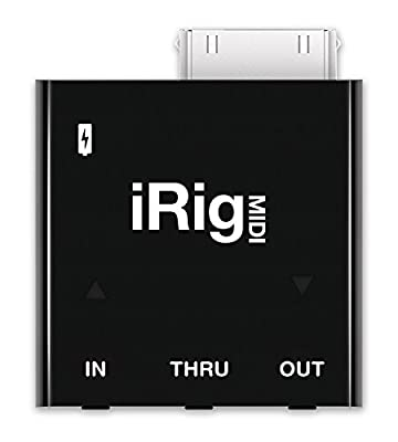 iRig Guitar Interface for iPhone, iPod and iPad