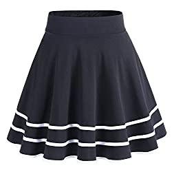 Dresstells Falda Mujer Mini...