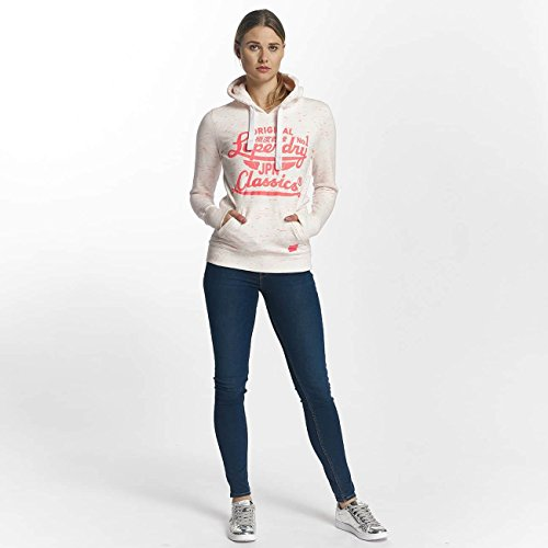 Superdry Femme Hauts / Sweat capuche Stacker Waves Entry Orange