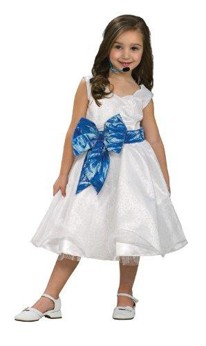 Deluxe Gabriella Child Costume Medium (High School Musical Gabriella Kostüm)